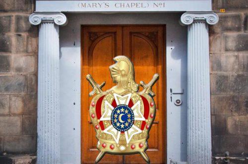 Тайная история шотландских масонов хранится у всех на виду