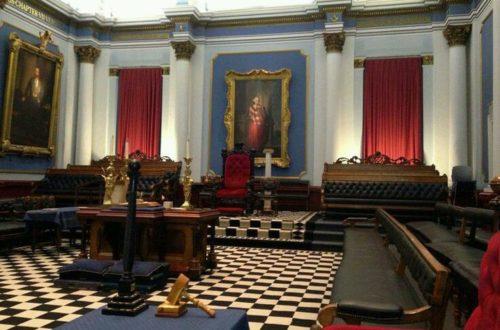 В Швейцарии вышла книга, посвященная архитектуре масонских храмов