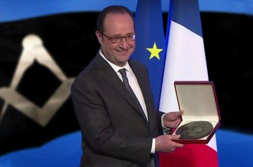 Олланд признал заслуги масонов перед Францией