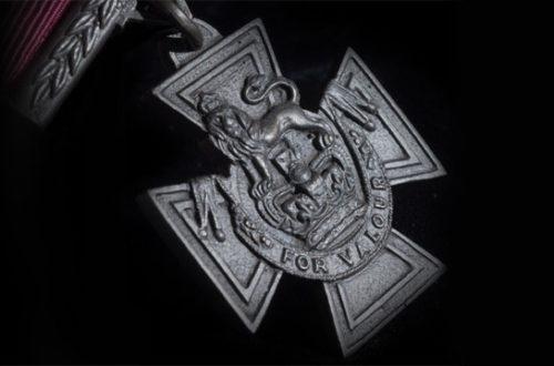 Крест Виктории напомнит о героях-масонах